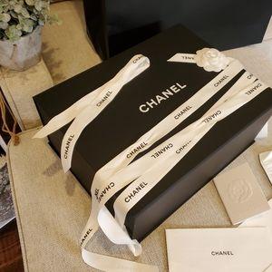 Brand new CHANEL box gift set